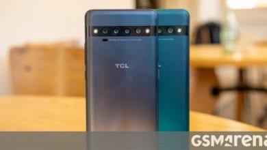 Photo of سيحصل TCL 10 Pro و 10 L على Android 11 وسنتين من التحديثات الأمنية