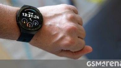 صورة مراجعة Huawei Watch GT 2e