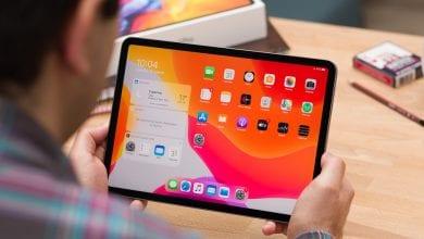 صورة مراجعة Apple iPad Pro 2020