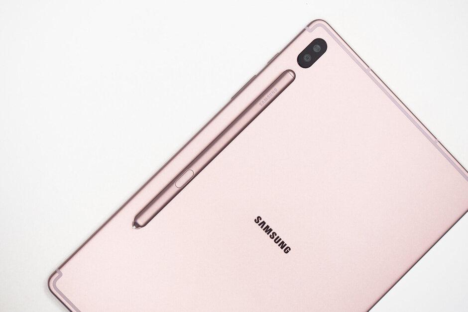 مراجعة جهاز Samsung Galaxy Tab S6
