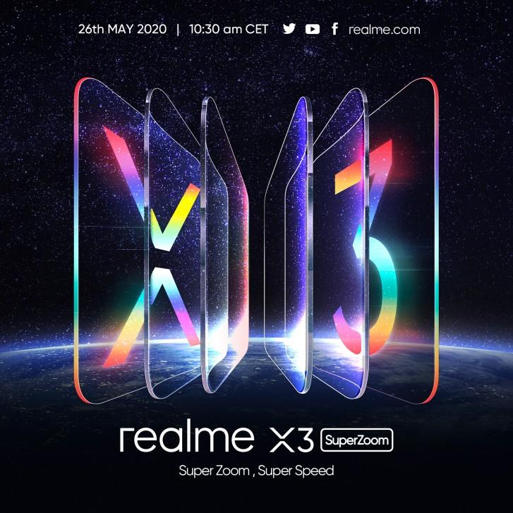 Realme 25 و 26 مايو - ماذا تتوقع