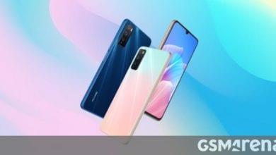صورة يوفر Huawei Enjoy Z 5G شاشة 90 هرتز و Dimension 800 SoC وكاميرات ثلاثية