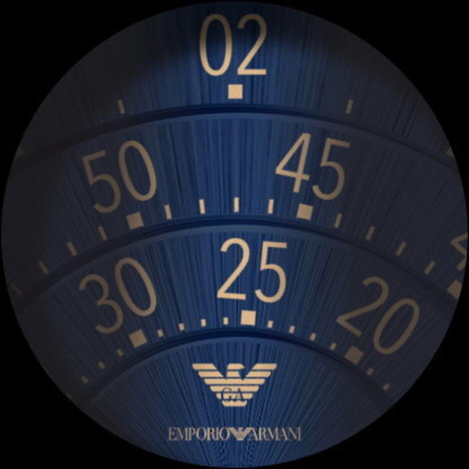 نظام WearOS الموجود على متن الطائرة هو من الفانيليا قدر الإمكان - مراجعة Emporio Armani Smartwatch 3