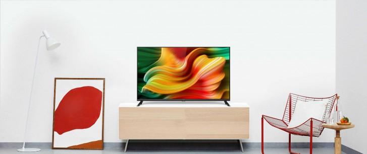 أول تلفزيون Realme Smart يأتي بحجم 32 بوصة و 43 بوصة بسعر منخفض بشكل مثير للإعجاب