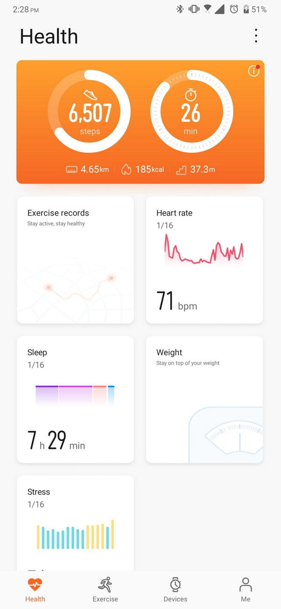 تطبيق Huawei Health - مراجعة Honor MagicWatch 2