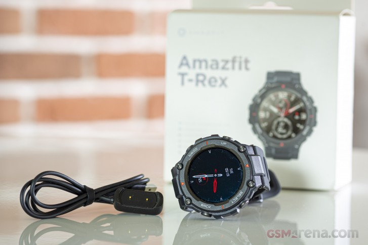 مراجعة Amazfit T-Rex