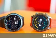 صورة تشير وثيقة علامة تجارية إلى أن هواوي قد تعلن عن ساعة ذكية تحمل علامة Mate