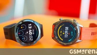 Photo of تشير وثيقة علامة تجارية إلى أن هواوي قد تعلن عن ساعة ذكية تحمل علامة Mate