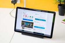 The Charging Dock Pogo - مراجعة Samsung Galaxy Tab S4