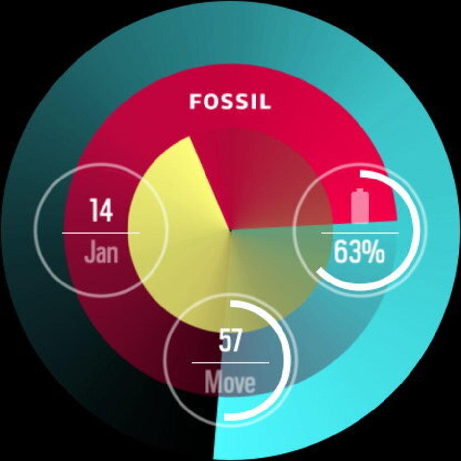 مراجعة Fossil Gen 5 Carlyle HR