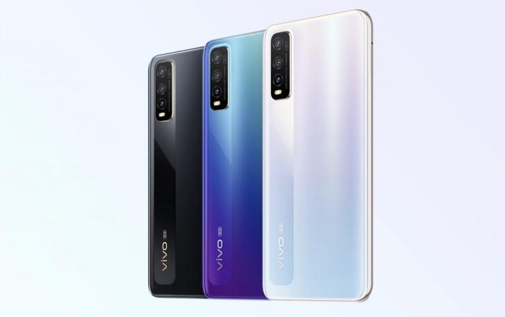 vivo Y70s 5G يأتي مع Exynos 880 SoC ، وكاميرات ثلاثية وبطاقة سعرية فرعية تبلغ 2000 يوان صيني