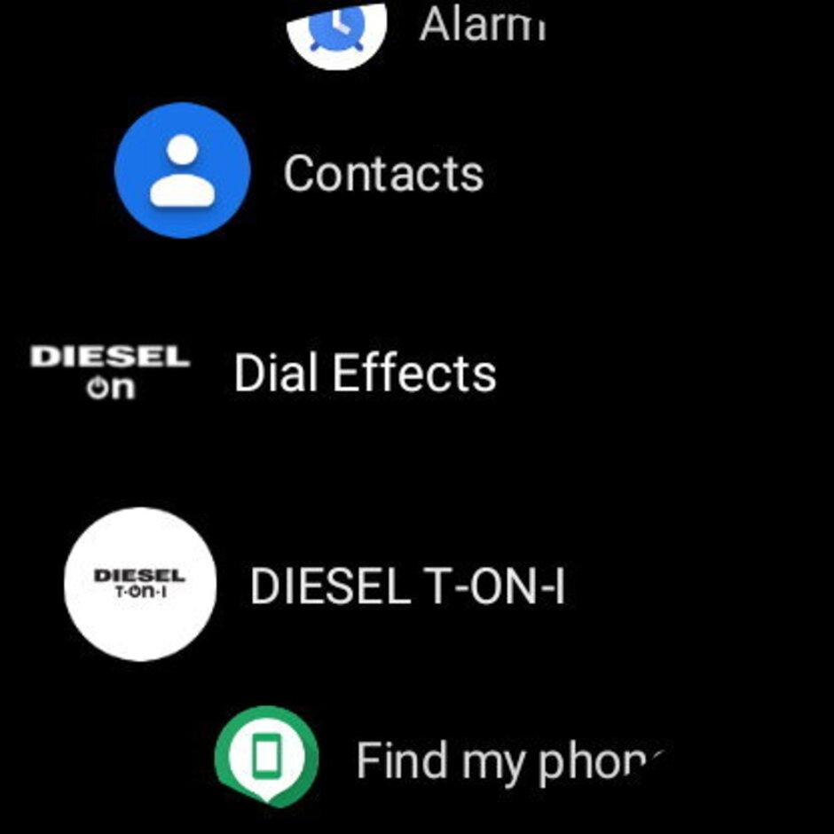 واجهة Wear OS - Diesel On Axial Review