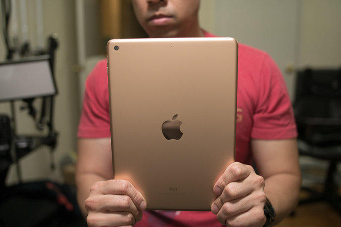 Apple iPad (2018) مراجعة