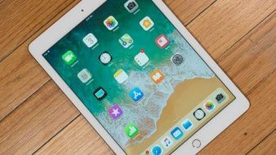 صورة مراجعة Apple iPad (2018)