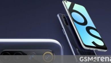 صورة تم الكشف عن Realme 6s بكاميرا رئيسية بدقة 48 ميجابكسل ، وشاشة 90 هرتز ، ومجموعة شرائح Helio G90T