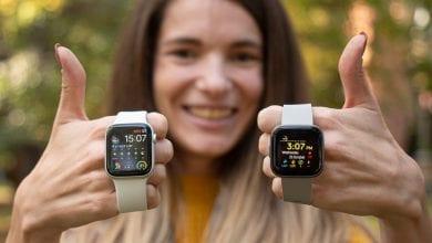 Photo of Apple Watch Series 5 vs Fitbit Versa 2