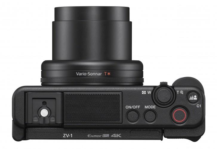 تطلق سوني كاميرا ZV-1 صغيرة الحجم لمنشئي المحتوى ومدونات الفيديو