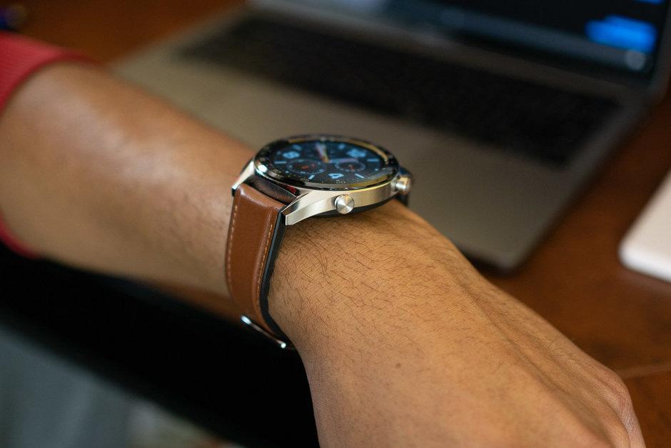 مراجعة Huawei Watch GT