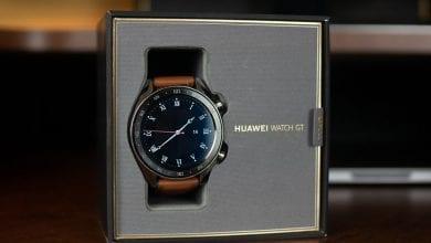 Photo of مراجعة Huawei Watch GT