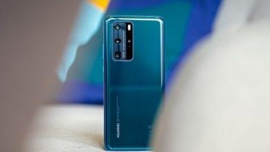 صورة مراجعة Huawei P40 Pro على المدى الطويل