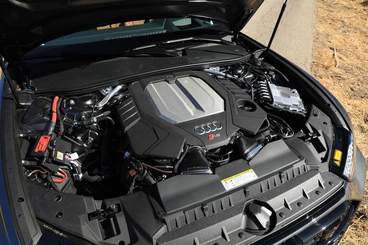 محرك أودي RS 6 أفانت 2020
