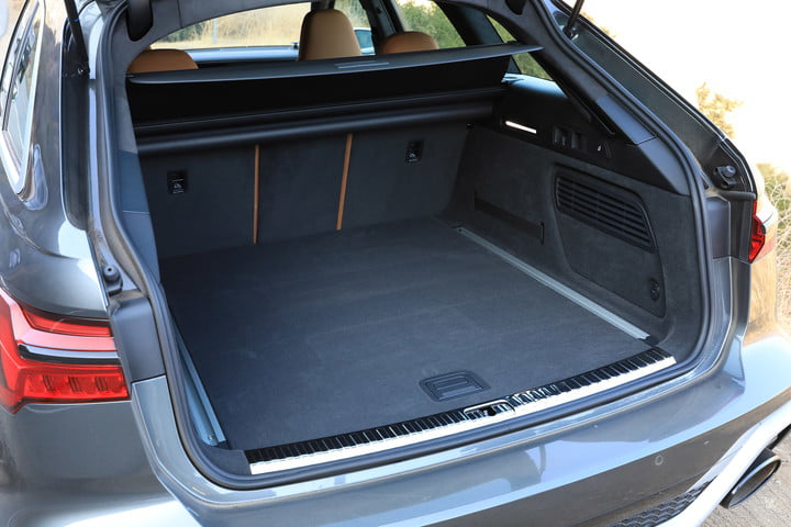 2020 Audi RS 6 Avant cargo