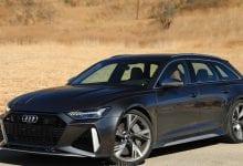 صورة القيادة الأولى: 2020 Audi RS 6 Avant