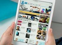 صورة مراجعة Apple iPad Pro مقاس 9.7 إنش