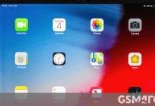 صورة تكثف LG من إنتاج لوحات iPad LCD