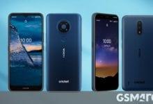 صورة تم الإعلان عن هواتف Nokia C5 Endi و C2 Tava و Tennen