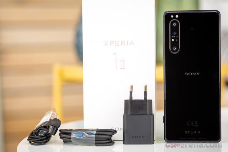 مراجعة هاتف Sony Xperia 1 II