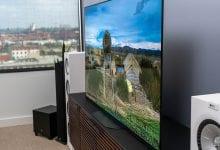 صورة مراجعة تلفزيون Sony Master Series A9G 4K HDR OLED: أفضل تلفزيون