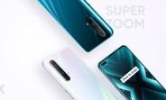 ظهر Realme X3 SuperZoom لأول مرة مع كاميرا 5x periscope ، Snapdragon 855+