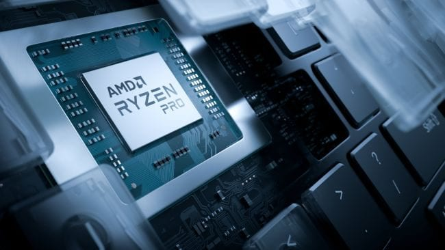 AMD تكشف عن معالجات Ryzen Pro 4000 لأجهزة الحاسب المخصصة لقطاع العمل