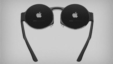 ابل تدعم نظارتها القادمة للواقع المعزز بتقنية 5G مع تصميم يحاكي النظارات التقليدية