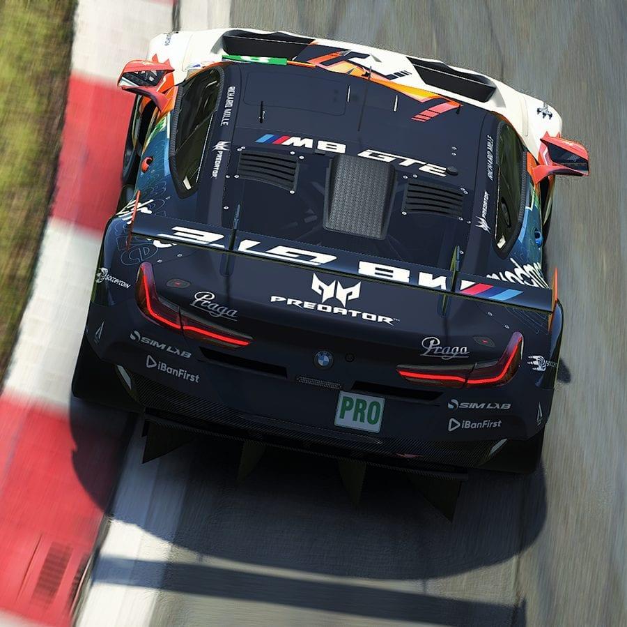 آيسر توقع اتفاقية شراكة مع فريق R8G e-Sports Sim Racing للسباقات التابع لسائق الفورمولا 1 رومان غروجون