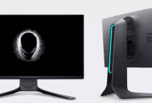 صورة Alienware تعلن عن شاشة الألعاب AW2521H بحجم 25 إنش ومعدل تحديث 360Hz