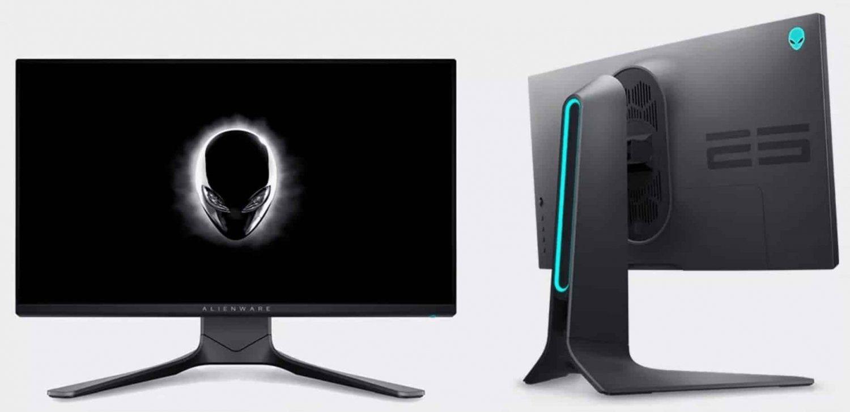 Alienware تعلن عن شاشة الألعاب AW2521H بحجم 25 إنش ومعدل تحديث 360Hz