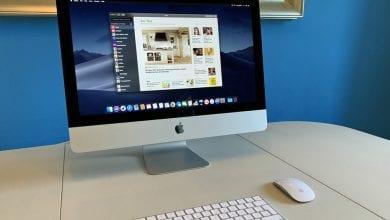 صورة Apple iMac 21.5 بوصة مع مراجعة شاشة Retina 4K (2019): iMac للجميع