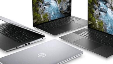 صورة Dell تكشف عن طريق الخطأ عن صورة لأجهزة XPS 15 وXPS 17 الجديدة