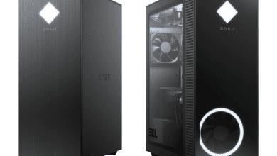 صورة HP تعلن عن الإصدارات الجديدة من أجهزة الحاسب المكتبي Omen المخصصة للألعاب
