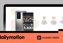 خدمة Dailymotion البديل الرسمي لتطبيق اليوتيوب على هواتف هواوي