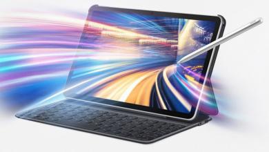 صورة الإعلان الرسمي عن جهاز Honor V6 بميزة الإتصال بشبكات 5G و Wi-Fi 6 مع قلم Magic