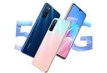 Photo of Huawei تزيح الستار رسميًا عن الهاتف Huawei Enjoy Z 5G مع شاشة 90Hz، والدعم لشبكات 5G