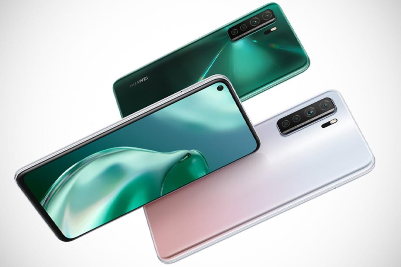 الإعلان عن Huawei P40 Lite 5G يدعم شبكات الجيل الخامس 5G بسعر معقول