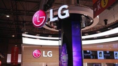 """صورة LG تعمل على هاتف ذكي جديد قد يكون الأول من نوعه في العالم يُدعى """" LG Wing """""""