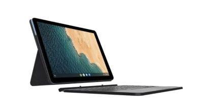 Photo of Lenovo تُطلق Lenovo Duet Chromebook، ويُكلف إبتداءً من 279$