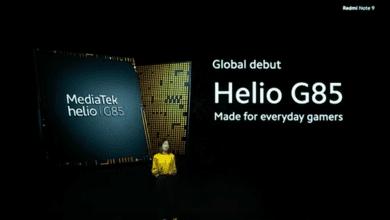 MediaTek تعلن رسمياً عن رقاقة معالج Helio G85 لدعم الهواتف المتوسطة
