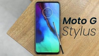 صورة مراجعة : Motorola Moto G Stylus