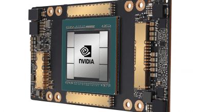 NVIDIA تقدم كرت شاشة A100 بمعمارية Ampere في مركز بيانات بقيمة 200000 دولار